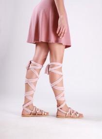 wedding photo - Gladiator sandals, Lace up sandals, Greek sandals, Wedding sandals, Leather sandals, Sandals, Greek goddess sandals, ARTEMIS