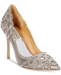 wedding photo - Badgley Mischka Rouge II Evening Pumps - Pumps - Shoes - Macy's