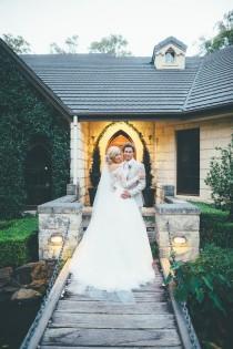 wedding photo - A Classic Fairytale Wedding on the Gold Coast