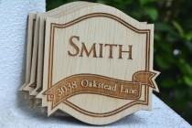 wedding photo - Personalized Coasters, Wedding Favors, Rustic Wedding, Monogrammed Groomsmen Gifts, Country Charm
