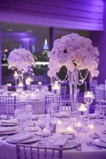 wedding photo - Wedding Centerpiece