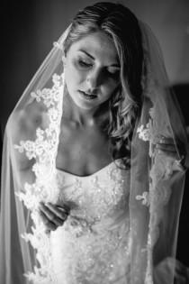 wedding photo - A Serene Rose Garden Wedding