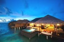 wedding photo - Maldives place
