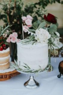 wedding photo - Whimsical Woodland Wedding