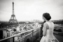 wedding photo - A Destination Shangri-La Wedding in Paris - French Wedding Style