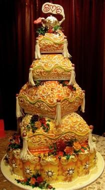 wedding photo - ***Wedding, Cakes, Asian/Indian Style