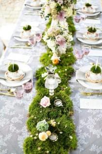 wedding photo - Spring Decor