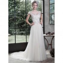wedding photo - All White Maggie Bridal by Maggie Sottero 5MD611 - Brand Wedding Store Online