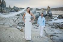 "wedding photo - Cathedral wedding veil long, 80"" long wedding veil White,  Ivory, Diamond white"