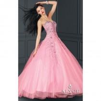 wedding photo - Alyce Paris - 9133 - Elegant Evening Dresses