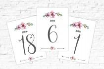 wedding photo - SALE 60% off - Printable Place Cards