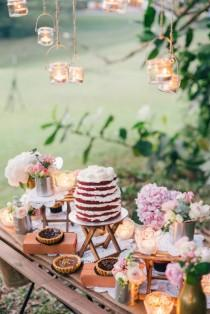wedding photo - Los 15 mejores candy bar vistos en Instagram. ¡Tu boda será perfecta!