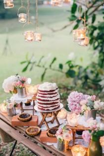 wedding photo - Los 15 mejores candy bar vistos en Instagram. ¡Tu boda será perfecta!