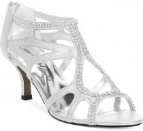 wedding photo - Easy Street Flattery Evening Sandals