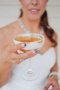 wedding photo - Nailart
