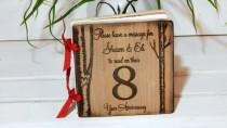 wedding photo - Wedding Table Numbers,Wedding Signs,Table Numbers,Wedding Decor,Wedding CenterPiece,Rustic Wedding,Wedding Table Decor,Numbers