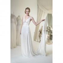wedding photo - Leila Hafzi AUDREY -  Designer Wedding Dresses