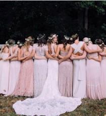 wedding photo - beautiful moment