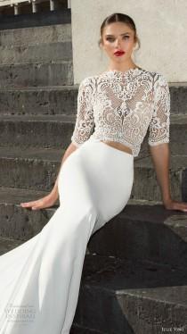"wedding photo - Julie Vino Fall 2017 Wedding Dresses — ""Napoli"" Bridal Collection"