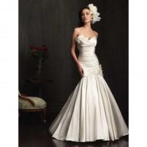 wedding photo - Allure Bridals 9053 Mermaid Wedding Dress - Crazy Sale Bridal Dresses