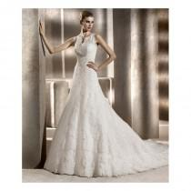 wedding photo - Pronovias Wedding Dresses - Style Bianca - Junoesque Wedding Dresses