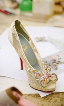 wedding photo - Christian Louboutin United States Online Boutique