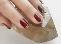 wedding photo - 5 Winter Manicure Trends To Know (or DIY), From LA's Newest Non-toxic Nail Salon