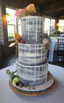 wedding photo - January Who Takes The Cake? Winner: Elevate Cake