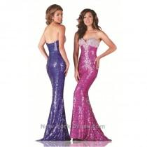 wedding photo - Epic Formals 3678 - Charming Wedding Party Dresses