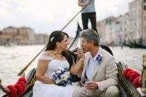 wedding photo - Elopement goals: An intimate and romantic Italian elopement in Venice