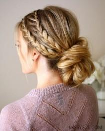 wedding photo - Braided Hairstyles