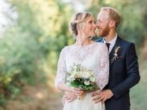 wedding photo - Burgundy Chateau de Pruzilly Real Wedding - French Wedding Style