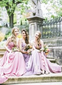 wedding photo - Need More Parties In Your Life? How About A Bestie Bridesmaids Party