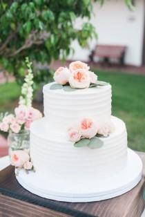 wedding photo - A California Wedding Fueled By Sunshine And Love, Sweet Love