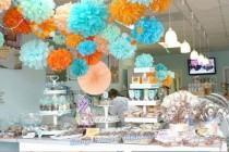 wedding photo - Beter Gifts®紙花球DIY紙質工藝品花球婚慶出口ZH037紙球花裝飾wedding decor