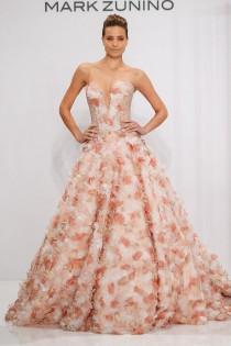 wedding photo - Mark Zunino Fall 2017 Wedding Dresses