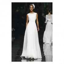 wedding photo - Vestido de novia de Pronovias Modelo Denver - Tienda nupcial con estilo del cordón