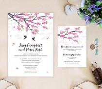 wedding photo - Elegant Wedding Invitations