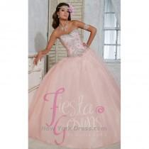 wedding photo - Tiffany 56266 - Charming Wedding Party Dresses
