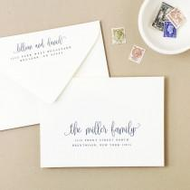 wedding photo - Printable Envelope Template