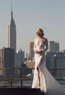wedding photo - 'It Bride' Blair Eadie's Fairytale NYC Editorial with Pronovias