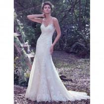 wedding photo - White Maggie Bridal by Maggie Sottero Wynter - Brand Wedding Store Online