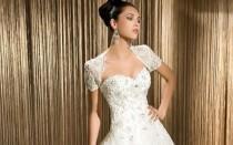 wedding photo - demetrios wedding dresses style 1406