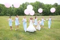 wedding photo - Backyard Wedding – Atlanta GA – York & Amanda