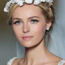 wedding photo - Ideas De Maquillaje De Novia Para Todos Los Estilos (o Para Ti Que Te Gusta Maquillarte) - Mis Mil Y Un