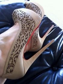 wedding photo - Christian Louboutin Shoes
