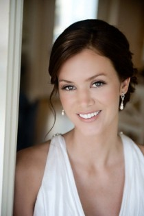 wedding photo - How To Make Your Own Blush (  Apply It!)