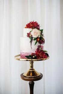 wedding photo - A Pacific Northwest Fall Wedding