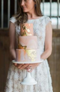 wedding photo - Three Layered Cake