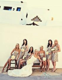 wedding photo - Malibu Wedding By Joy Marie